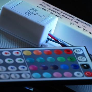 Luminatore-Lichtsteuerung-DALI-DMX