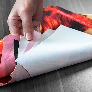 Digitaldruck Textildruck Textilauswahl