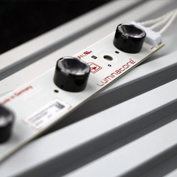 Luminatore-Lichtsysteme-Premiumplatine