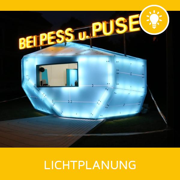 Lichtplanung
